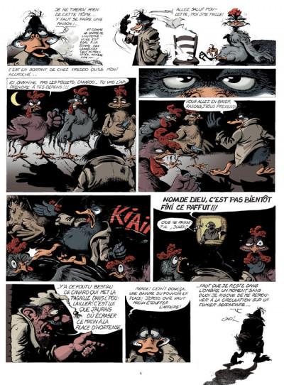 Page 5 Canardo - Premières enquêtes