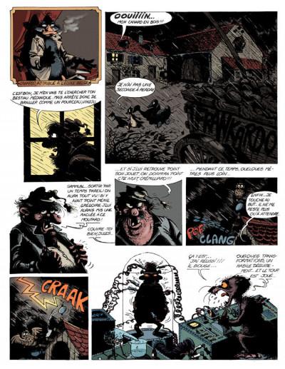 Page 6 Canardo - Premières enquêtes