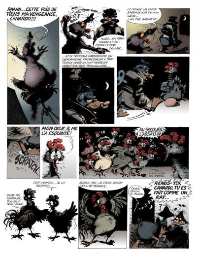 Page 7 Canardo - Premières enquêtes