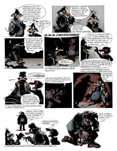 Page 8 Canardo - Premières enquêtes