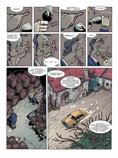 Page 2 Canardo tome 13 - le buveur en col blanc