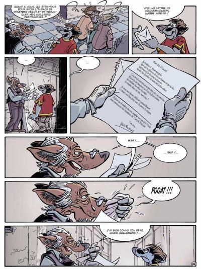 Page 5 Canardo tome 15 - l'affaire belge