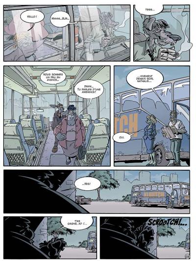 Page 3 Canardo tome 16 - l'ombre de la bête