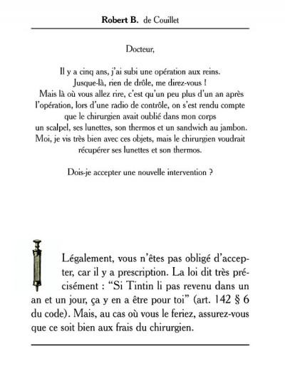 Page 7 docteur g tome 1 - le docteur g repond à vos questions