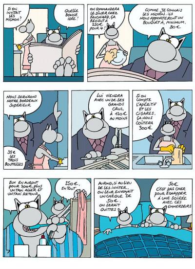 Page 1 Le chat tome 12 - et vous, chat va ?