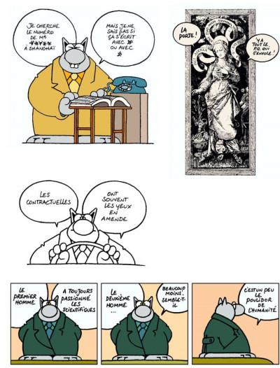Page 5 Le chat tome 12 - et vous, chat va ?