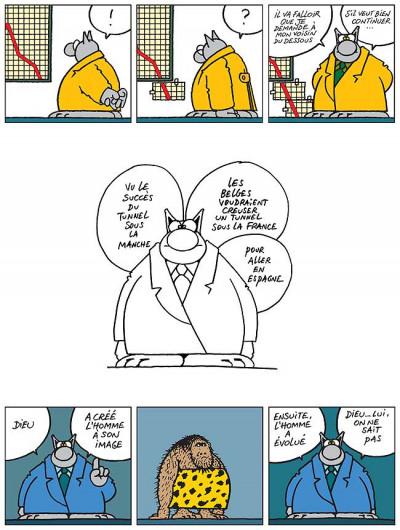 Page 1 Le chat tome 7 - le chat à malibu