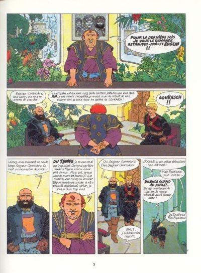 Page 1 Ergün mort ou vif tome 1