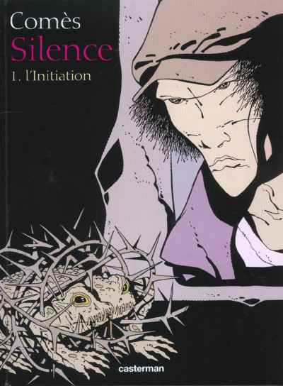 Couverture Silence tome 1 - l'initiation