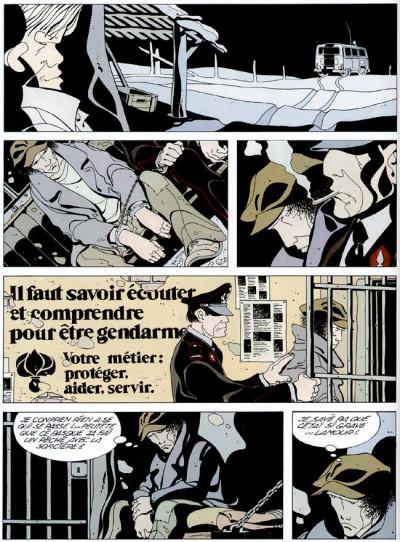 Page 1 Silence tome 2 - la vengeance