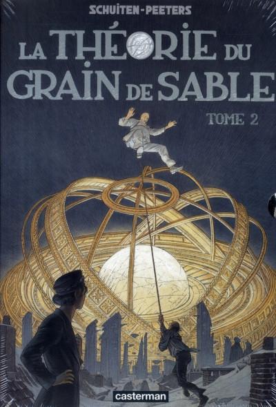 image de Les cités obscures - la théorie du grain de sable tome 2