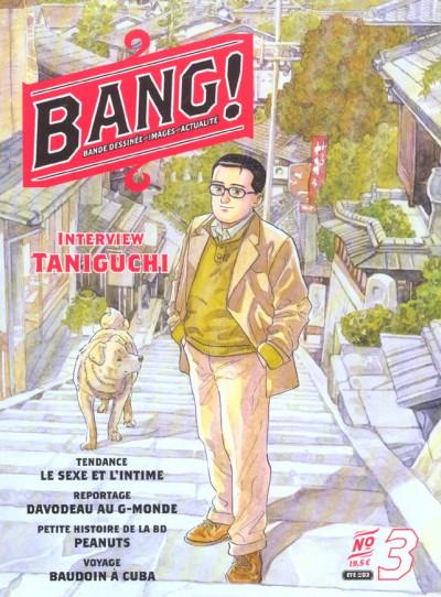 Couverture Bang (revue) tome 3