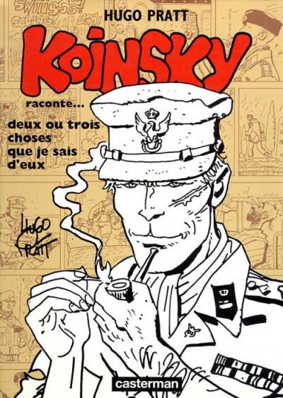 image de Koinsky raconte deux ou trois choses que je sais d'eux