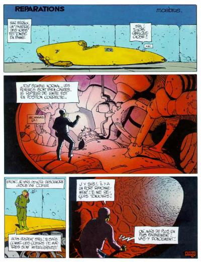 Page 1 le monde d'edena tome 1 - sur l'étoile