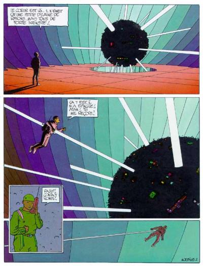 Page 2 le monde d'edena tome 1 - sur l'étoile