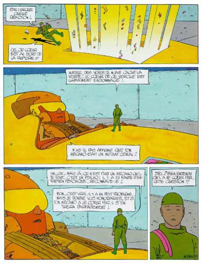 Page 3 le monde d'edena tome 1 - sur l'étoile