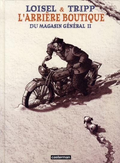 Couverture Magasin général - l'arrière boutique du magasin général tome 2