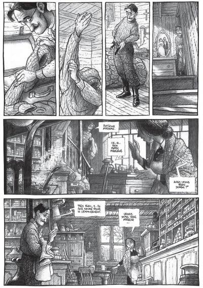 Page 1 Magasin général - l'arrière boutique du magasin général tome 2