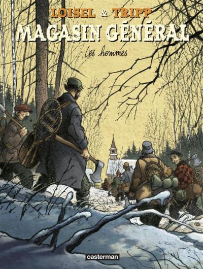 Couverture Magasin général tome 3
