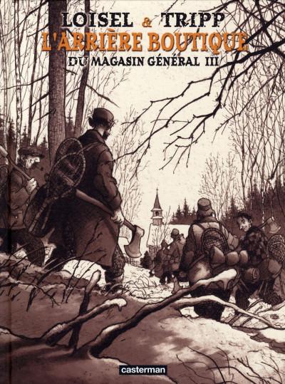 image de Magasin général tome 3 - arrière boutique