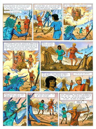 Page 1 L'odyssée d'alix tome 2