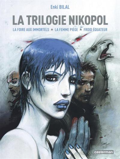 image de La trilogie Nikopol - intégrale