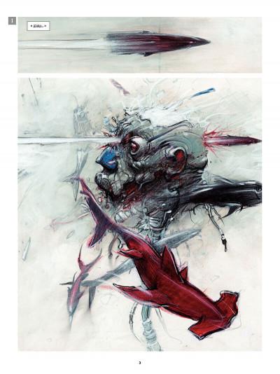 Page 4 Le sommeil du monstre tome 3 - rendez-vous à paris