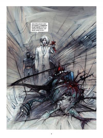 Page 5 Le sommeil du monstre tome 3 - rendez-vous à paris