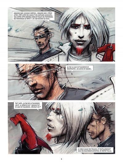 Page 6 Le sommeil du monstre tome 3 - rendez-vous à paris