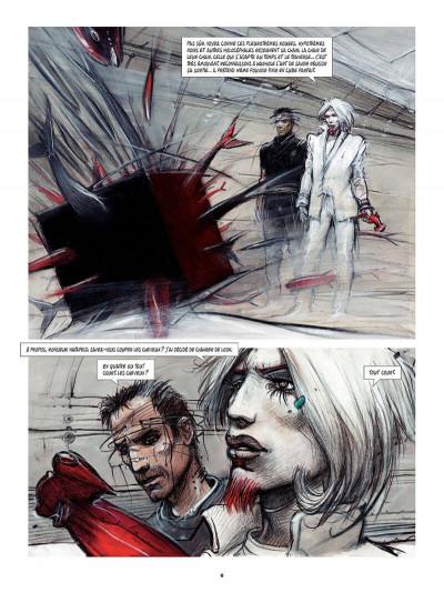 Page 7 Le sommeil du monstre tome 3 - rendez-vous à paris