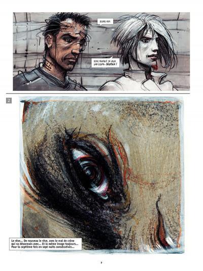 Page 8 Le sommeil du monstre tome 3 - rendez-vous à paris