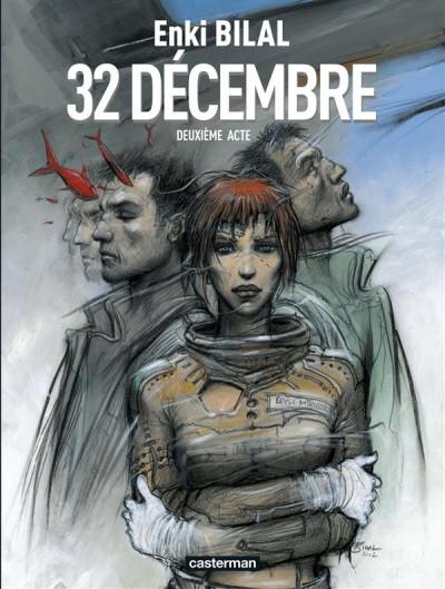 Couverture Le sommeil du monstre tome 2 - 32 décembre
