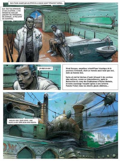 Page 1 Le sommeil du monstre tome 2 - 32 décembre