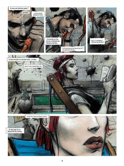 Page 0 Le sommeil du monstre tome 2 - 32 décembre