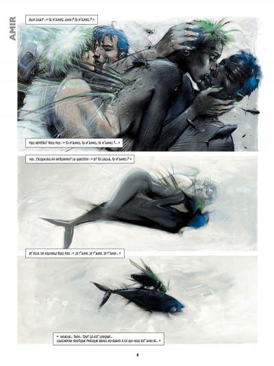 Page 6 Le sommeil du monstre tome 2 - 32 décembre