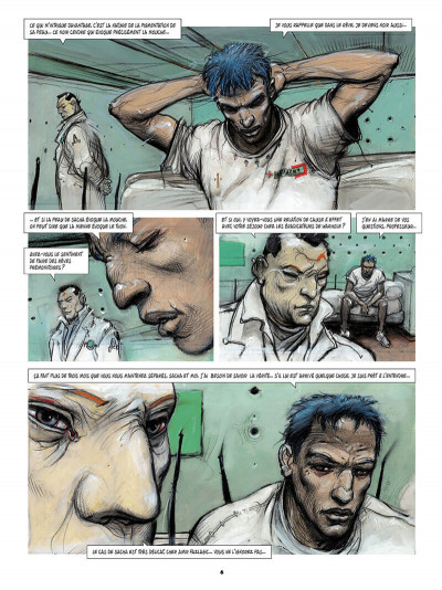 Page 7 Le sommeil du monstre tome 2 - 32 décembre