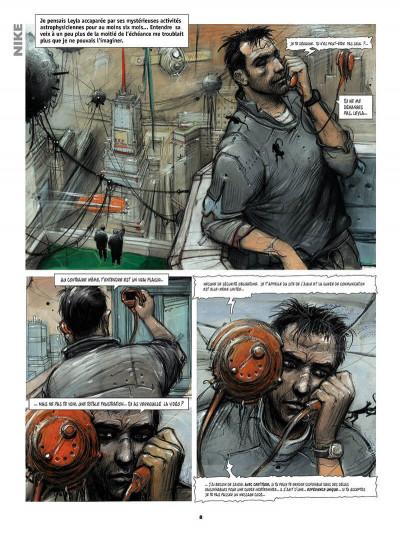 Page 9 Le sommeil du monstre tome 2 - 32 décembre