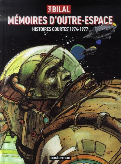 image de Mémoires d'outre-espace - histoires courtes, 1974-1977