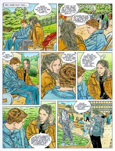 Page 1 Tendre banlieue tome 13 - le père de julien