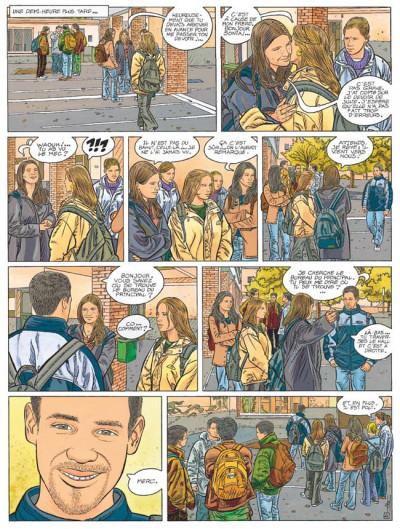 Page 1 Tendre banlieue tome 15 - le pari