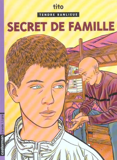 Couverture Tendre banlieue tome 16 - secret de famille