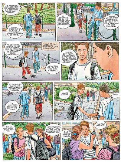 Page 3 Tendre banlieue tome 18 - photos volées