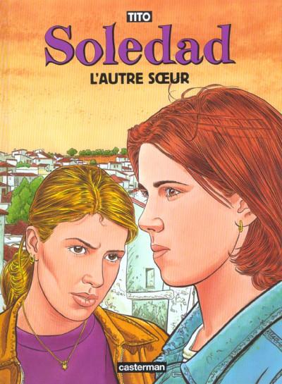 Couverture Soledad tome 6 - l'autre soeur