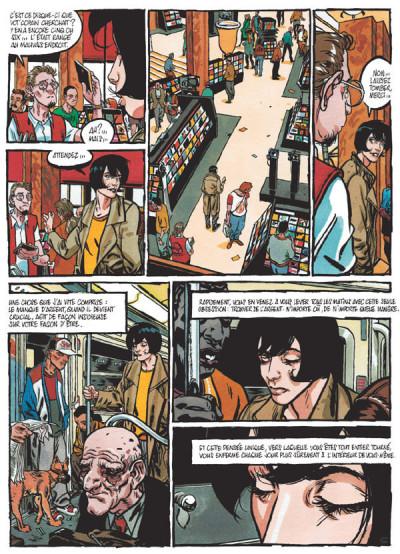 Page 1 clara tome 3 - la disparue