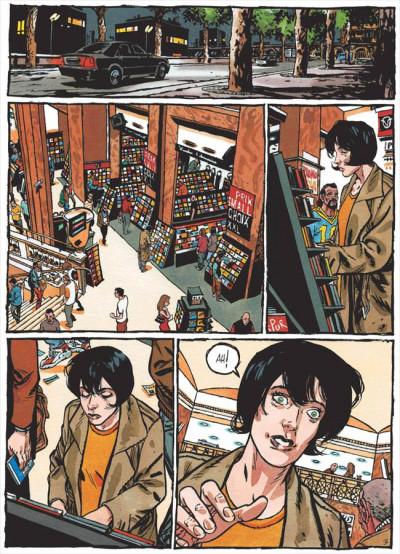 Page 4 clara tome 3 - la disparue