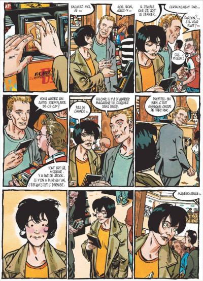 Page 5 clara tome 3 - la disparue