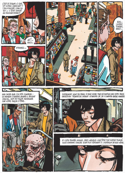 Page 6 clara tome 3 - la disparue