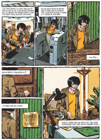 Page 7 clara tome 3 - la disparue