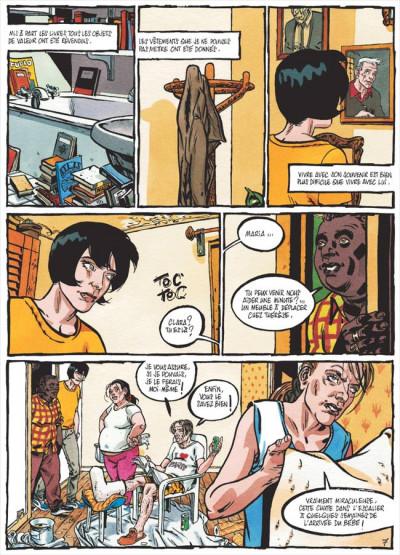 Page 8 clara tome 3 - la disparue