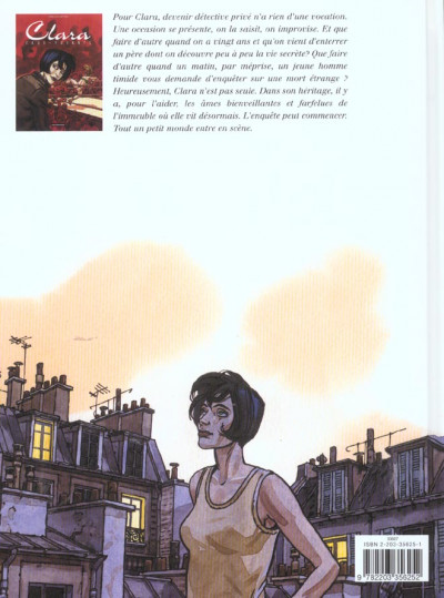 Dos Clara tome 1 - faux-fuyants